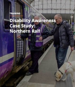 Disability Awareness Case Study Northern Rail cover