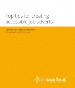 Top tips for creating accessible job adverts