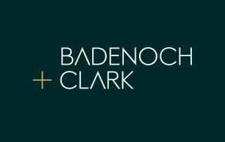 Badenoch + Clark logo
